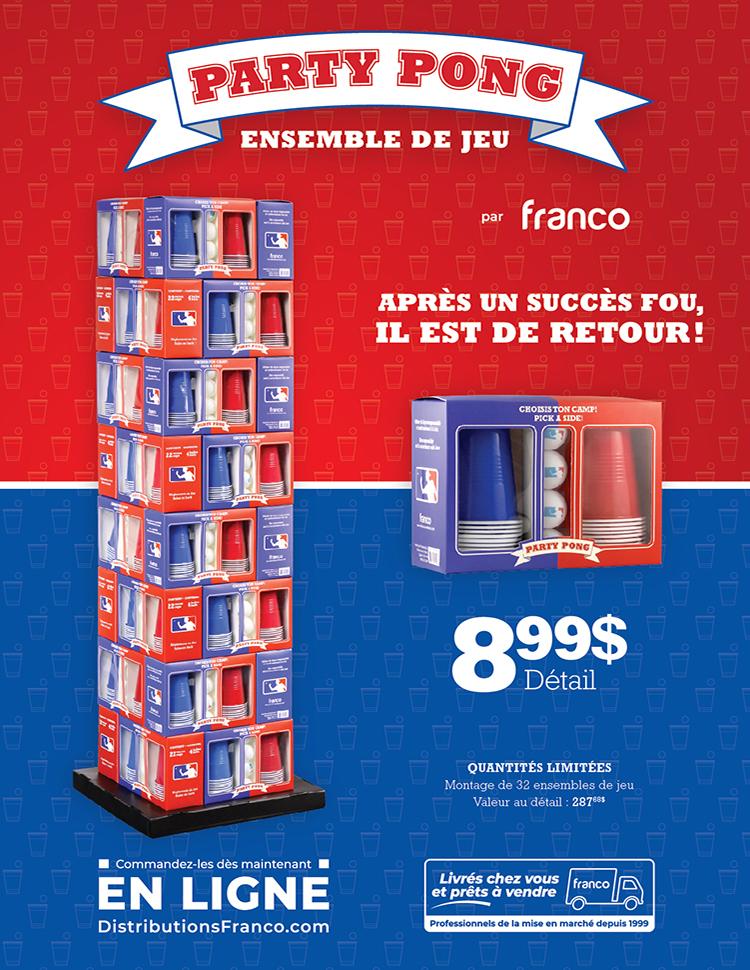 Distributions Franco Importateur Distributeur Et Grossiste